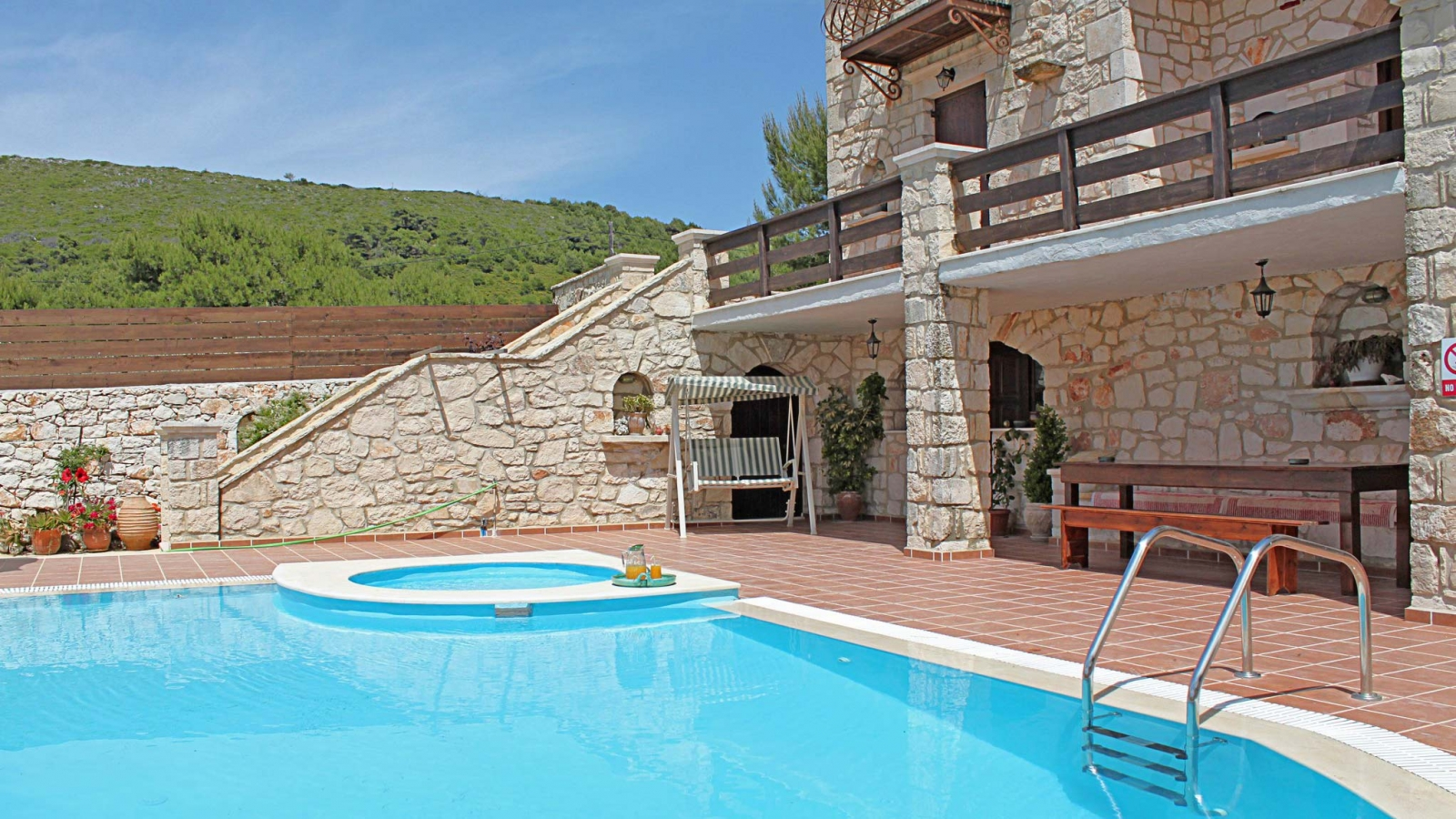Private villa Vivian for big families or groups | Swimming ...